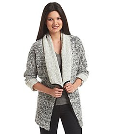 Fever™ Terry Cardigan