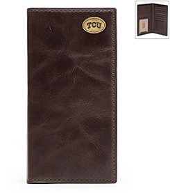 Jack Mason Men's Texas Christian University Legacy Tall Wallet