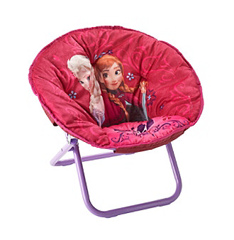 Disney® Frozen Sisters Saucer Chair