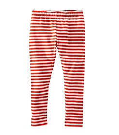 OshKosh B'Gosh® Girls' 2T-6X Striped Leggings