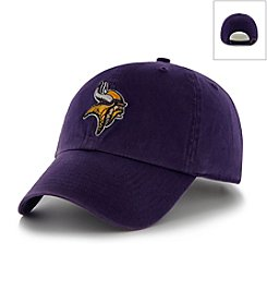 '47 Brand Men's Minnesota Vikings 47 Clean Up Logo Hat