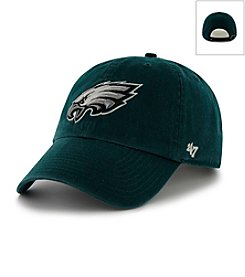 47 Brand Men's Philadelphia Eagles 47 Clean Up Logo Hat