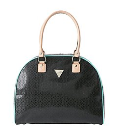 GUESS Lambent Dome Black Travel Tote