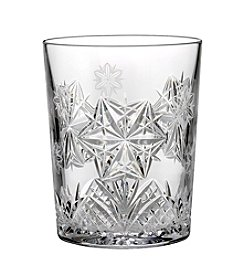 Waterford Snowflake Wishes 2014 Wishes For Peace Mooncoin Prestige Double Old Fashioned