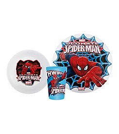 Zak Designs® Spiderman 3-pc. Dinnerware Set