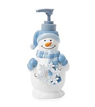 Saturday Knight, Ltd.® Peekaboo Snow Friend Lotion Pump