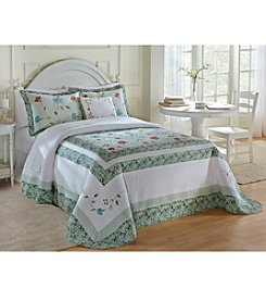 LivingQuarters Coralie Bedspread Collection