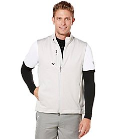 Callaway® Men's Big & Tall Big & Tall Full Zip Stretch Fleece Vest
