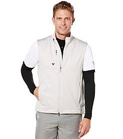 Callaway® Men's Big & Tall Big & Tall Full Zip Stretch Fleece Vest