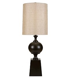 Chic Designs Navan Bronze Metal Decorative Table Lamp