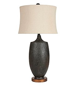 Chic Designs Wicklow Black Decorative Table Lamp