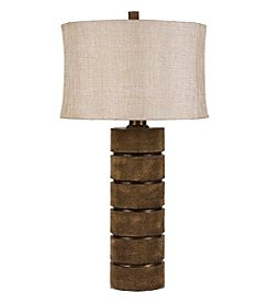 Chic Designs Nenagh Bronze Decorative Table Lamp