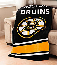 Boston Bruins Sunbeam® Heated Throw