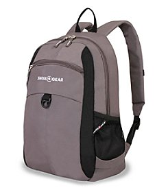 SwissGear® Grey and Black Backpack