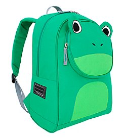French West Indies Frenchies Hoppy the Frog Backpack