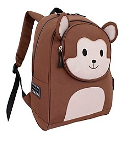 French West Indies Frenchies Teeny the Monkey Backpack