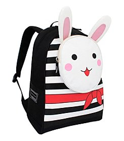 French West Indies Frenchies Frenchie the Bunny Backpack