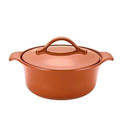 Anolon® Vesta Stoneware 2.5-qt. Orange Round Casserole
