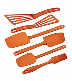 Rachael Ray® Tools & Gadgets 6-pc. Orange Nylon Tool Set