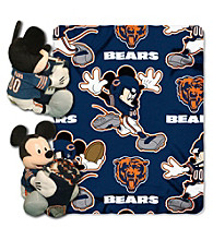 Chicago Bears Disney™ Mickey Hugger Throw