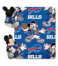 Buffalo Bills Disney™ Mickey Hugger Throw