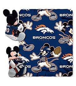 Denver Broncos Disney™ Mickey Hugger Throw