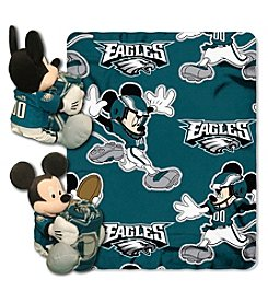 Philadelphia Eagles Disney™ Mickey Hugger Throw