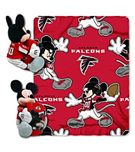 Atlanta Falcons Disney™ Mickey Hugger Throw