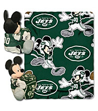 New York Jets Disney™ Mickey Hugger Throw