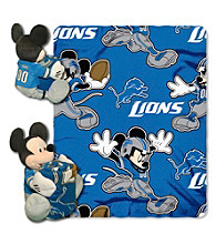 Detroit Lions Disney™ Mickey Hugger Throw
