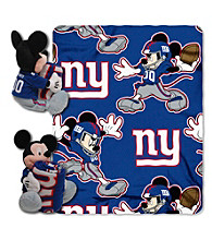New York Giants Disney™ Mickey Hugger Throw