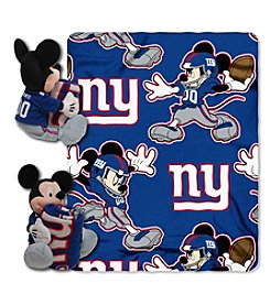 NFL® New York Giants Disney™ Mickey Hugger Throw