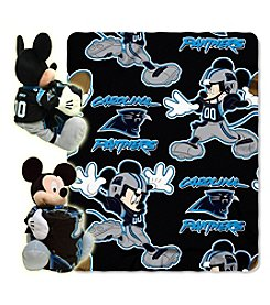 Carolina Panthers Disney™ Mickey Hugger Throw