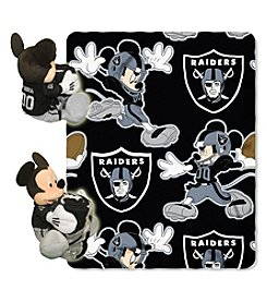 Oakland Raiders Disney™ Mickey Hugger Throw