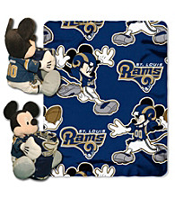 St. Louis Rams Disney™ Mickey Hugger Throw