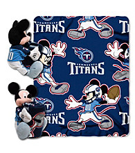 Tennessee Titans Disney™ Mickey Hugger Throw