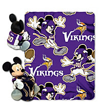Minnesota Vikings Disney™ Mickey Hugger Throw