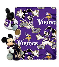 NFL® Minnesota Vikings Disney™ Mickey Hugger Throw