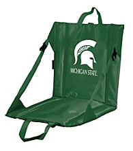 Logo Chair Michigan State Stadium Seat
