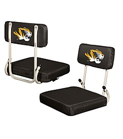NCAA® University of Missouri Hard Back Stadium Seat