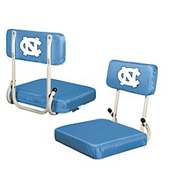University of North Carolina Logo Chair Hard Back Stadium Seat
