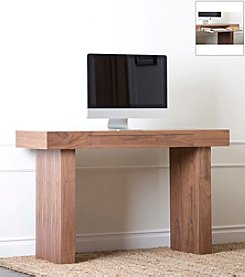 Abbyson Living® Karla Desk with Fold Down Drawer