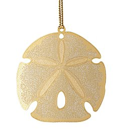 ChemArt Sand Dollar Ornament