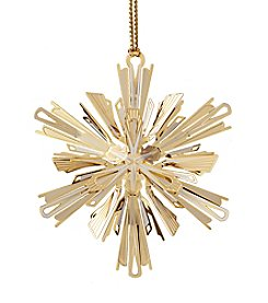 ChemArt Crystalline Snowflake Ornament