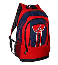TNT Media Group Atlanta Braves Colossus Backpack