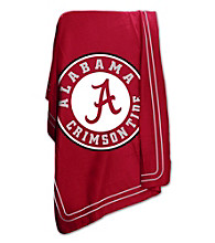 University of Alabama Logo Chair Classic Fleece