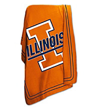 University of Illinois Logo Chair Classic Fleece