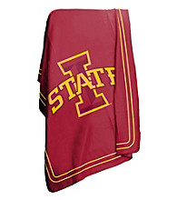Iowa State University Logo Chair Classic Fleece