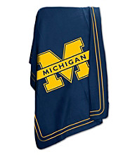 University of Michigan Logo Chair Classic Fleece
