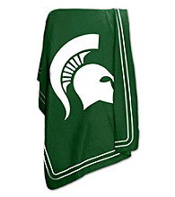 Michigan State University Logo Chair Classic Fleece